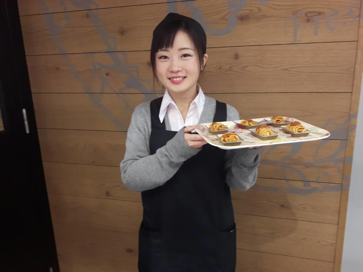 1日~×日払いOK⇒フルーツの試食を渡すだけ@選べる勤務地 イメージ1