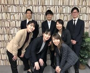 【1350円+交】大手銀行でオフィスワークデビュー!土日祝休 イメージ1