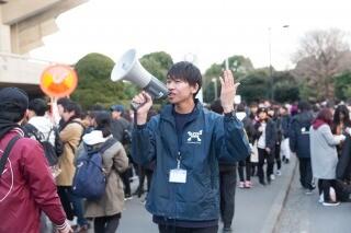 《履歴書不要×WワークOK》関東近郊のライブ会場で会場案内! イメージ1