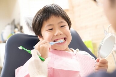 【パート】歯科衛生士/駅チカの人気のクリニック(*^-^*) イメージ1