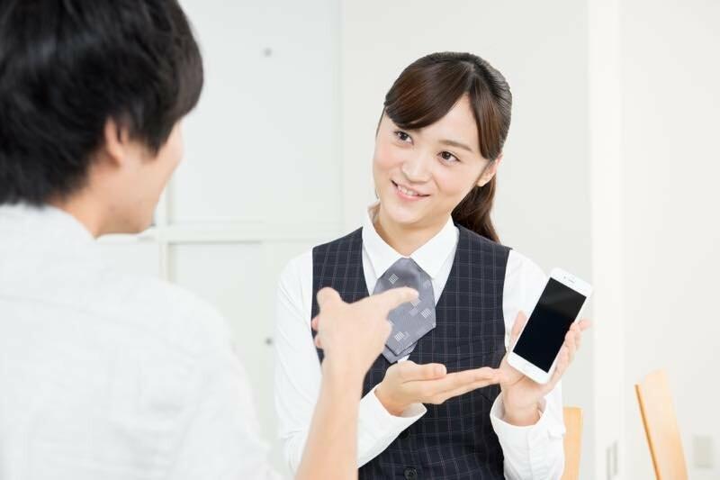 接客デビュー!ショップ運営staff(未経験大歓迎!) イメージ1