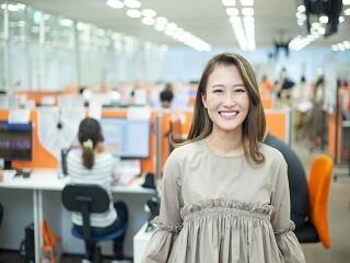 【1日1.2万円以上】キレイなオフィスで問合せ対応[CSP] イメージ1