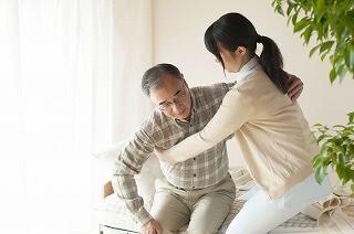 週2日~*おじいちゃんの話相手から始めるデイサービススタッフ イメージ1