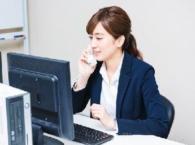 【未経験からはじめるオフィスワーク】無期雇用派遣!! イメージ1