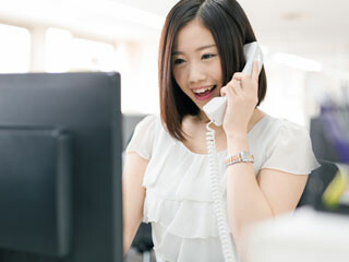 1550円~*4名募集!コールセンタースタッフの評価&採点! イメージ1