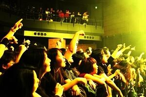 【1日~】授業の合間にスキマバイト*LIVE会場のお手伝い! イメージ1