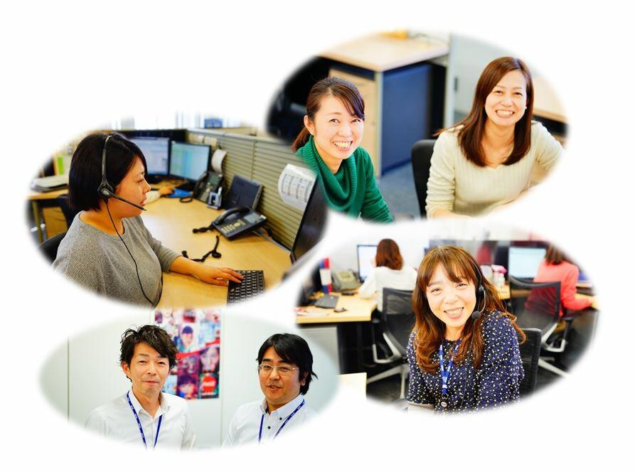 8月入社!パソコンに関する問い合わせ対応*時給1,150円~ イメージ1